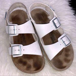 Birkenstock Milano Sandals White 39